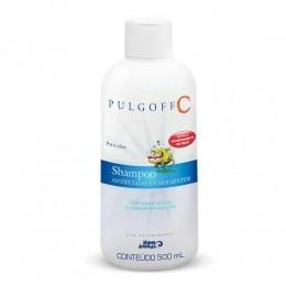 Shampoo Pulgoff C Antipulgas e Carrapatos 500ml