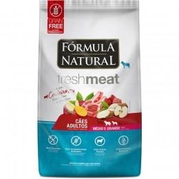 Ração Fórmula Natural Fresh Meat Cães adultos 2,5kg Cordeiro