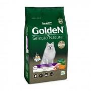 Ração Golden Seleção Natural Cães Pequeno Adulto Frango e Abóbora 3kg