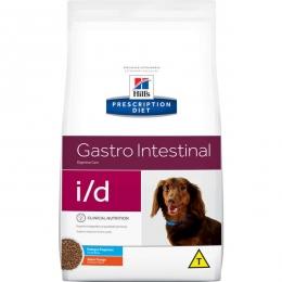 Ração Hill's Prescription Diet I/D Cuidado Gastrointestinal para Cães Adultos Pedaços Pequenos - 2 Kg