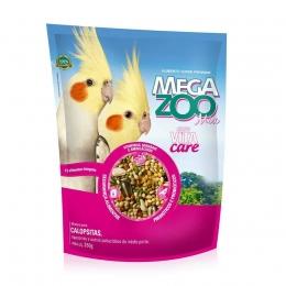Ração Megazoo Mix para Calopsitas - 350g