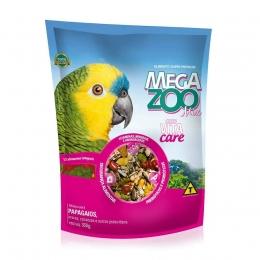 Ração Megazoo Mix para Papagaios - 350g