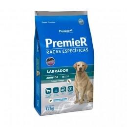 Ração Premier Labrador Adultos Frango 12kg