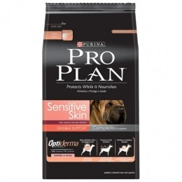 Ração Pro Plan Cães Sensitive Skin Adulto Purina 15kg