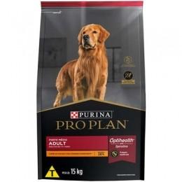 Ração Pro Plan Cães Adultos Raças Médias Purina 15kg