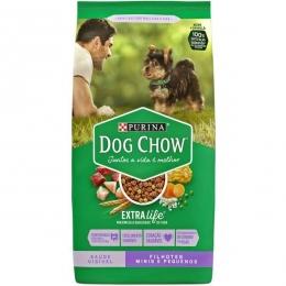 Ração Dog Chow Saúde Visível para Cães Filhotes Raças Minis e Pequenas - 1 Kg