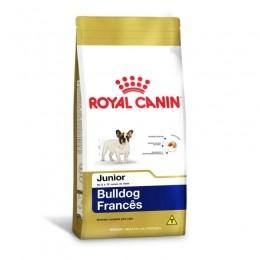 Ração Royal Canin Junior Bulldog Francês 2,5kg