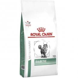 Ração Royal Canin Veterinary Diet Diabetic para Gatos - 1,5 Kg