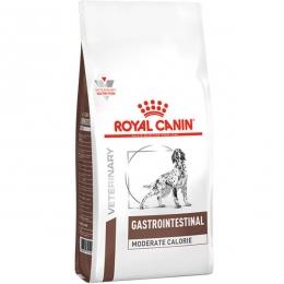 Ração Royal Canin Veterinary Diet Gastrointestinal Moderate Calorie para Cães - 2 Kg