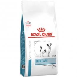 Ração Royal Canin Veterinary Diet Skin Care para Cães Raças Pequenas - 2 Kg