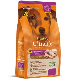 Ração Special Dog Ultralife para Cães Filhotes Raças Pequenas - 1 Kg