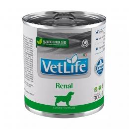 Ração Úmida Farmina Vet Life Renal Para Cães 300g