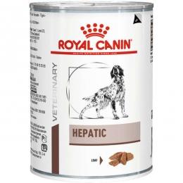 Ração Úmida Royal Canin Veterinary Hepatic Para Cães 420g