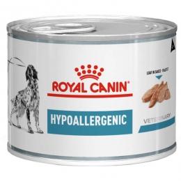 Ração Úmida Royal Canin Veterinary Hypoallergenic Para Cães 200g