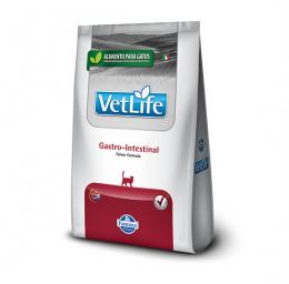 Ração Vet Life Natural Gastro-Intestinal para Gatos 2 kg