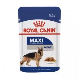 Royal Canin Sachê Maxi p/ Cães Adultos Raças Grandes 140g