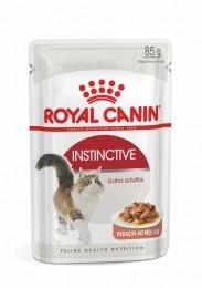 Sachê Royal Canin Instinctive Gatos Adultos 85g