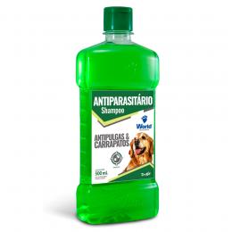 Shampoo Antiparasitário World Veterinária Dug's 500ml
