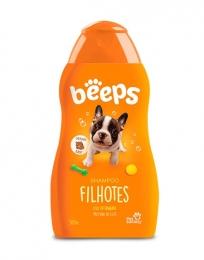 Beeps Shampoo Filhotes Pet Society 500ml