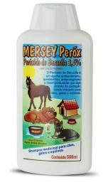 Shampoo Mersey Peróx 2,5% 500ml