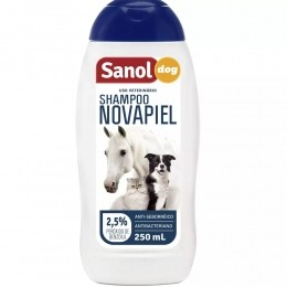 Shampoo Sanol Dog Novapiel 250 ml