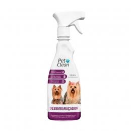 Spray Desembaraçador Cães e Gatos Pet Clean 500ml