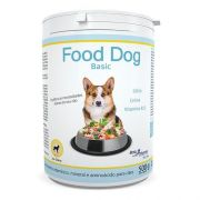 Suplemento Food Dog Basic Botupharma 500g