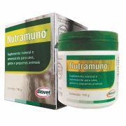 Suplemento Mineral Nutramuno 100g Para Cães e Gatos