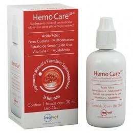 Suplemento Mineral Vitamínico Hemo Care Inovet - 30ml