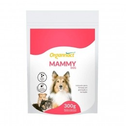 Suplemento Vit. Organnact Mammy Dog 300g
