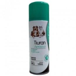 Tiuran Aerossol 125ml Duprat Sarnas e fungos Cães e Gatos