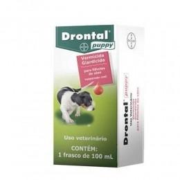 Vermífugo Drontal Puppy 100 Ml