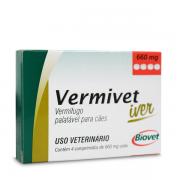 Vermivet Iver 660 Mg - 4 Comprimidos
