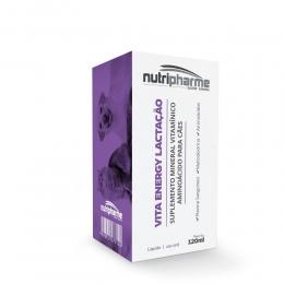 Vita Energy Lactação Suplemento Nutripharme 120ml
