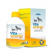 Vita Energy Suplemento Vitamínico Nutripharme 120ml