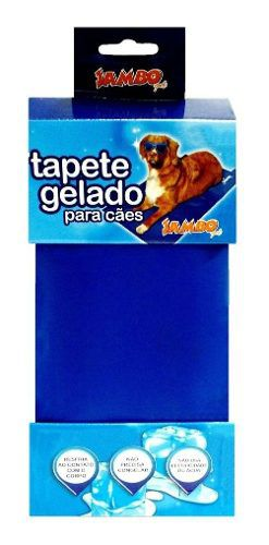 Tapete Gelado Jambo Mat Cool 65x50
