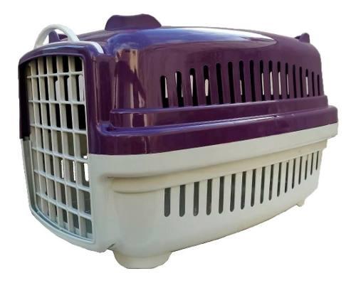 Caixa De Transporte Caes Ou Gatos N. 1