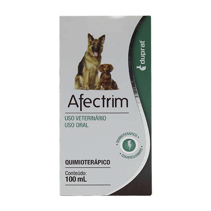 Afectrim Duprat Antibiótico Oral  100 mL
