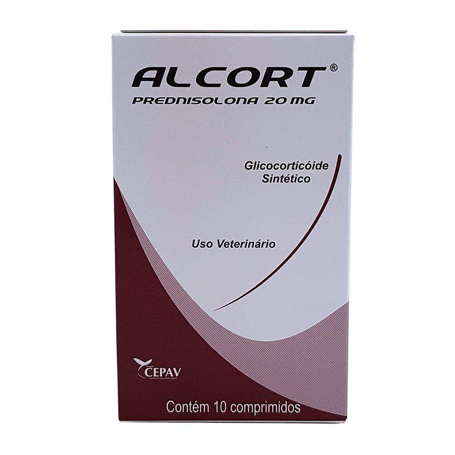 Alcort 20 Mg - Castel Pharma