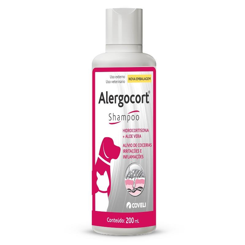 Shampoo Alergocort Coveli 200ml