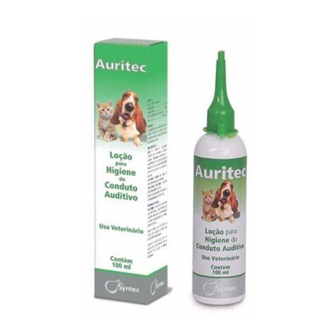 Auritec Loção Para Higiene Auditiva - 100 Ml