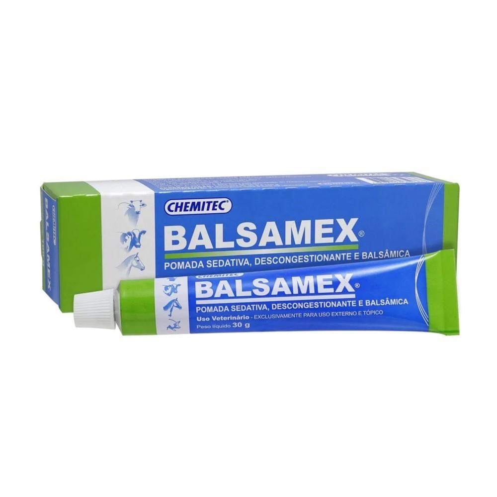 Balsamex Pomada Sedativa Chemitec 30g