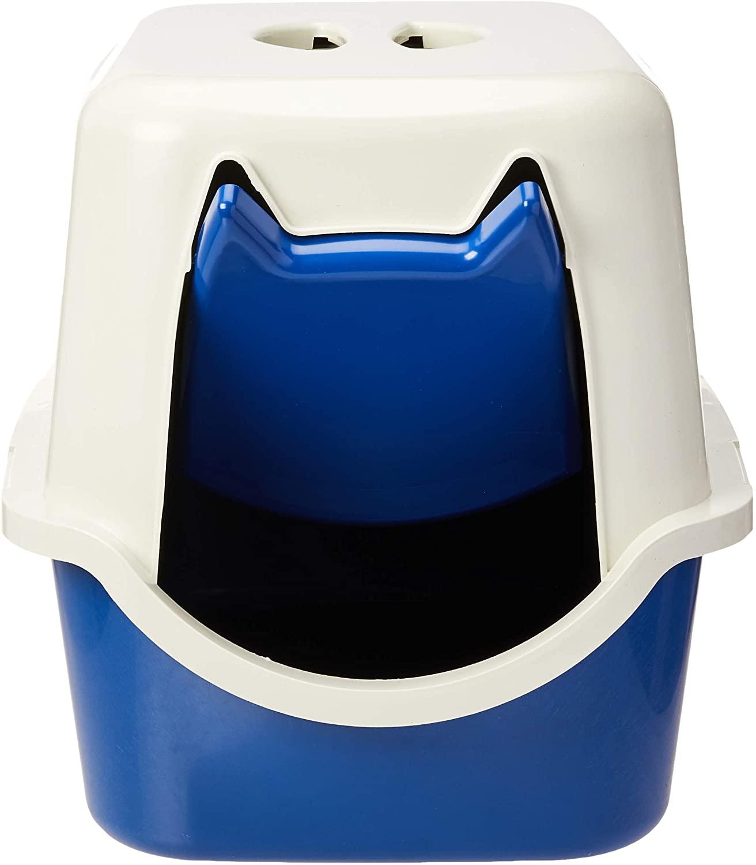 Banheiro Sanitário para Gatos Durapet Azul