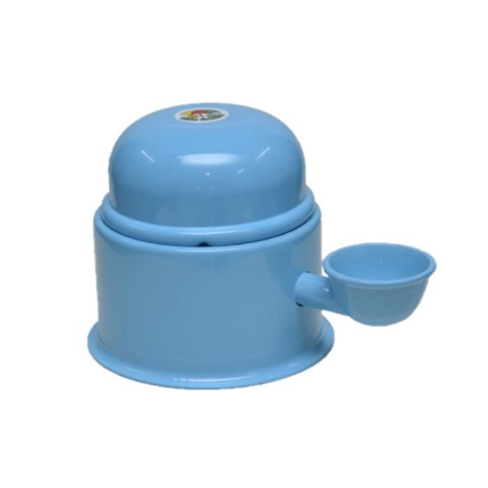 Bebebouro Vida Mansa Alumínio 0,7L Azul BB