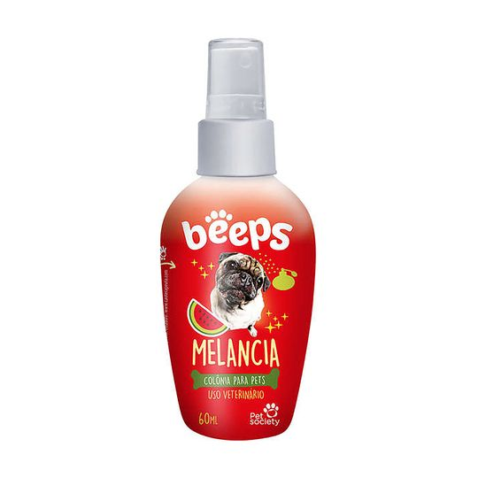 Beeps Colônia Melancia 60ml