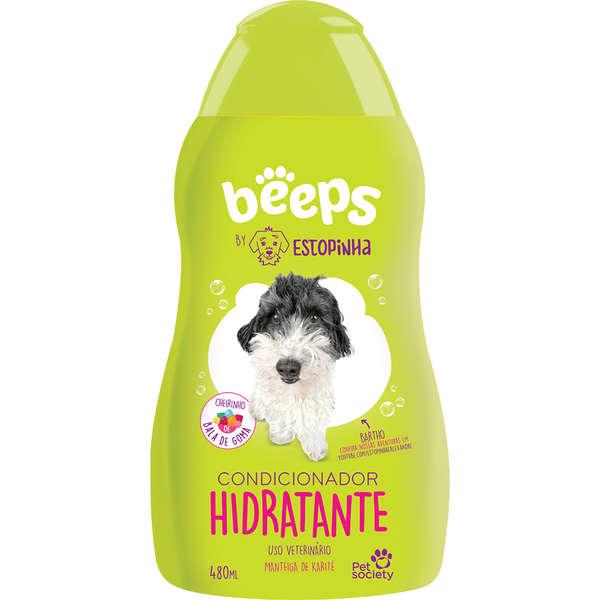Beeps Condicionador Hidratante By Estopinha Pet Society 480ml