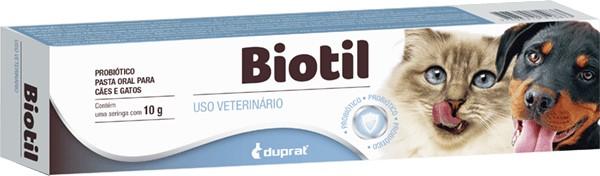 Biotil Probiótico Duprat 10g