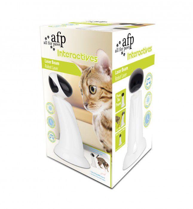 Brinquedo Interativo Para Gatos Laser Beam AFP