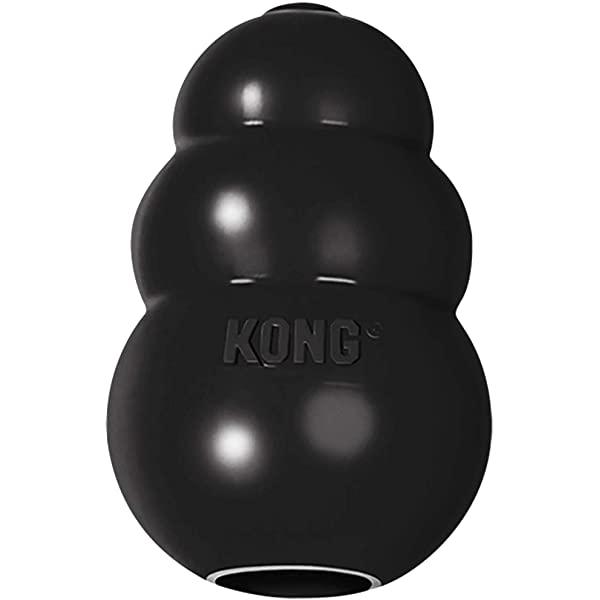 Brinquedo Kong Extreme Small 9kg  Preto