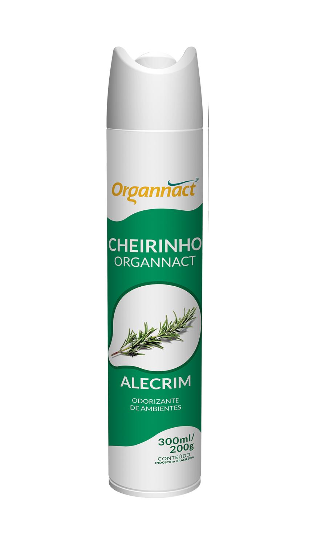 Cheirinho Organnact Alecrim 300ml/200g